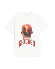 Ih Nom Uh Nit Chicago Player Coloured Hair Tee White