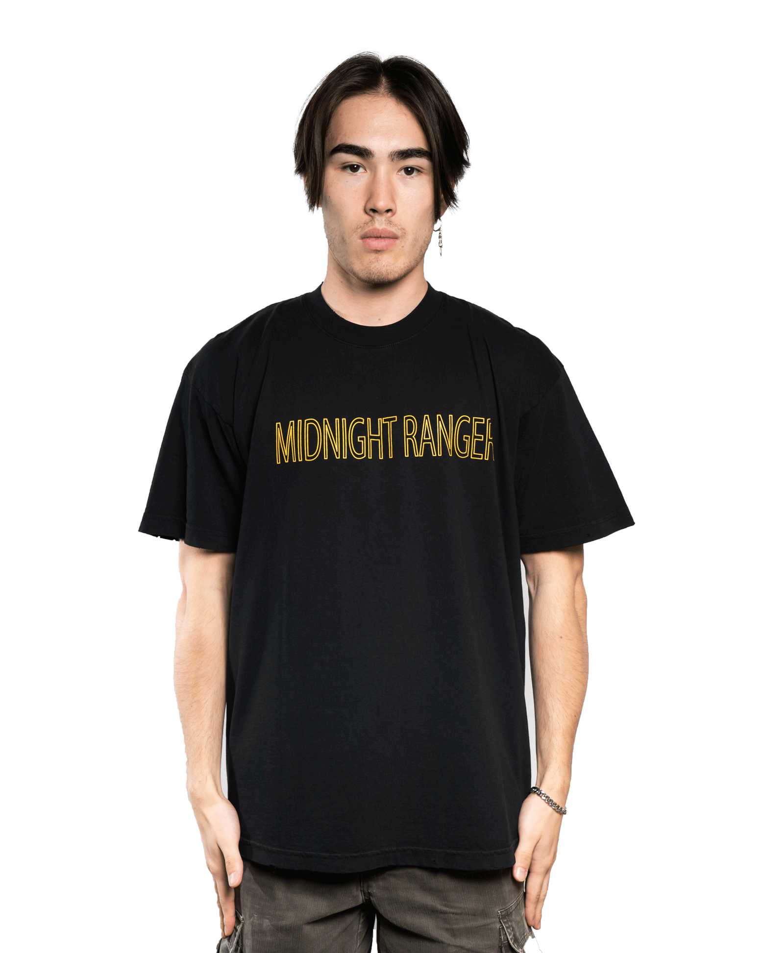 Keiser Clark Midnight Ranger Tee Black