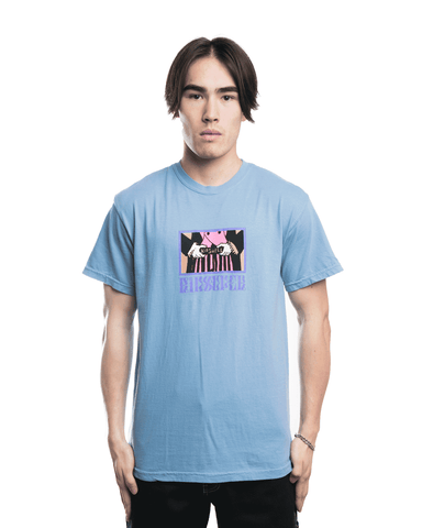 KidSuper Belt Tee Blue