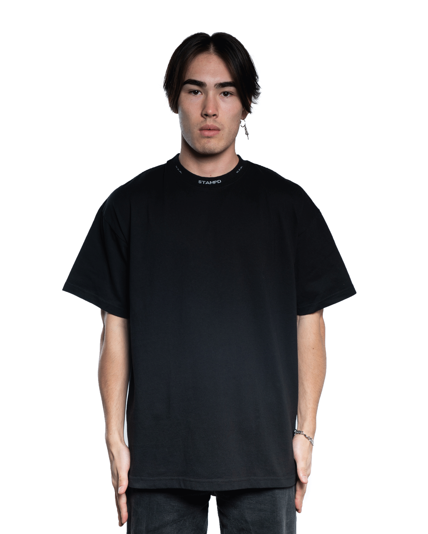 Stampd Gale Tee Black