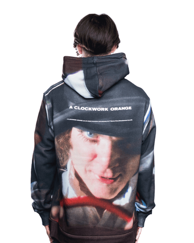 Undercover x A Clockwork Orange UCX4806-1 Hoodie Black Base