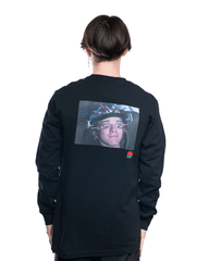 Undercover x A Clockwork Orange UCX4891-2 LS Tee Black