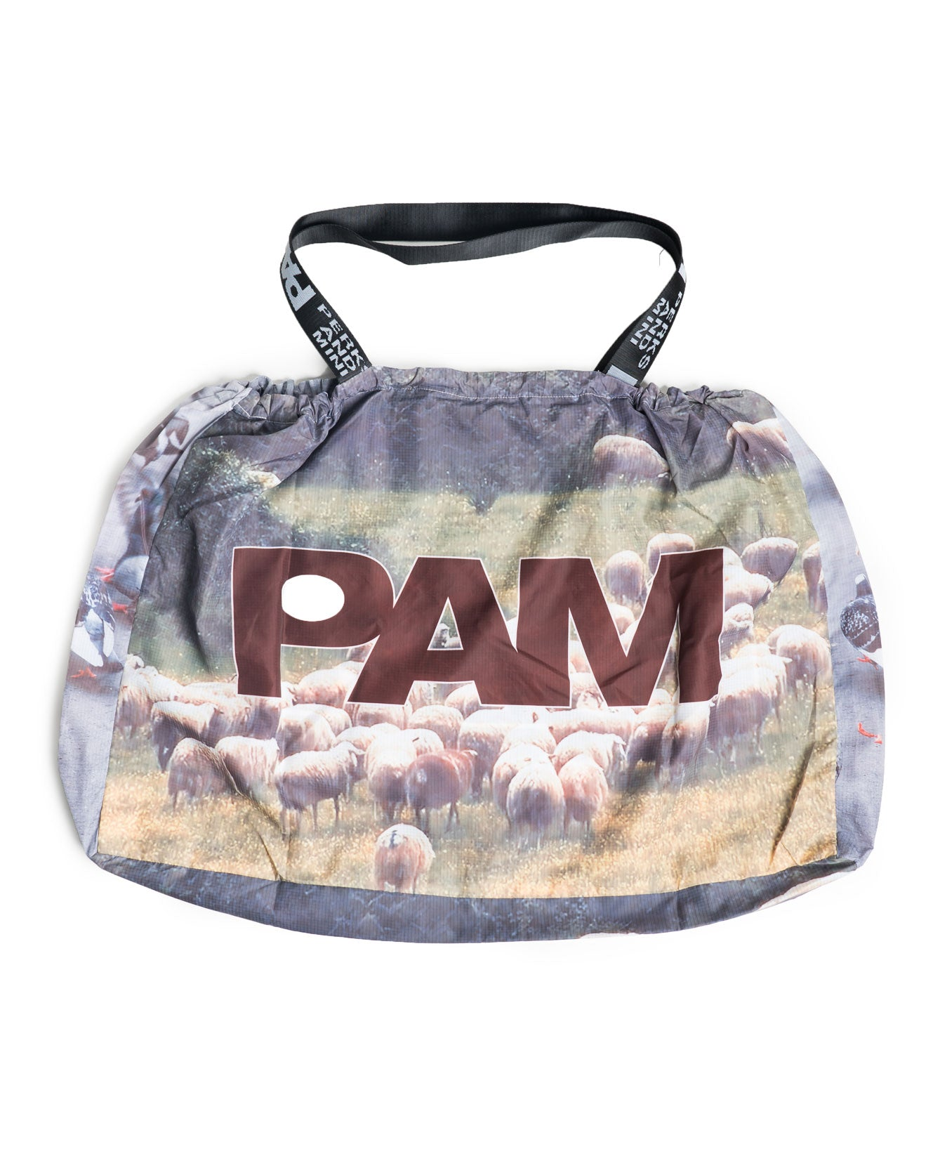 P.A.M Bad Rep Nylon Tote Bag Sheep
