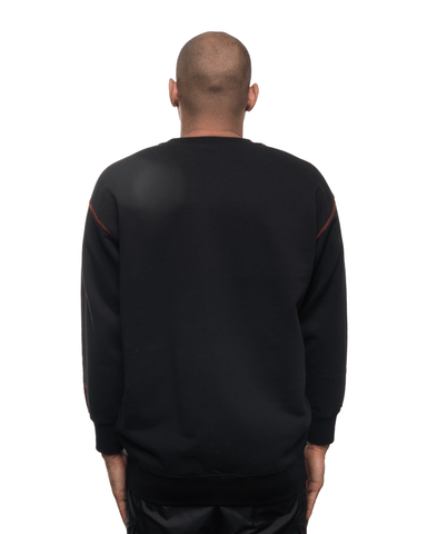 GCDS Branches Crewneck Black