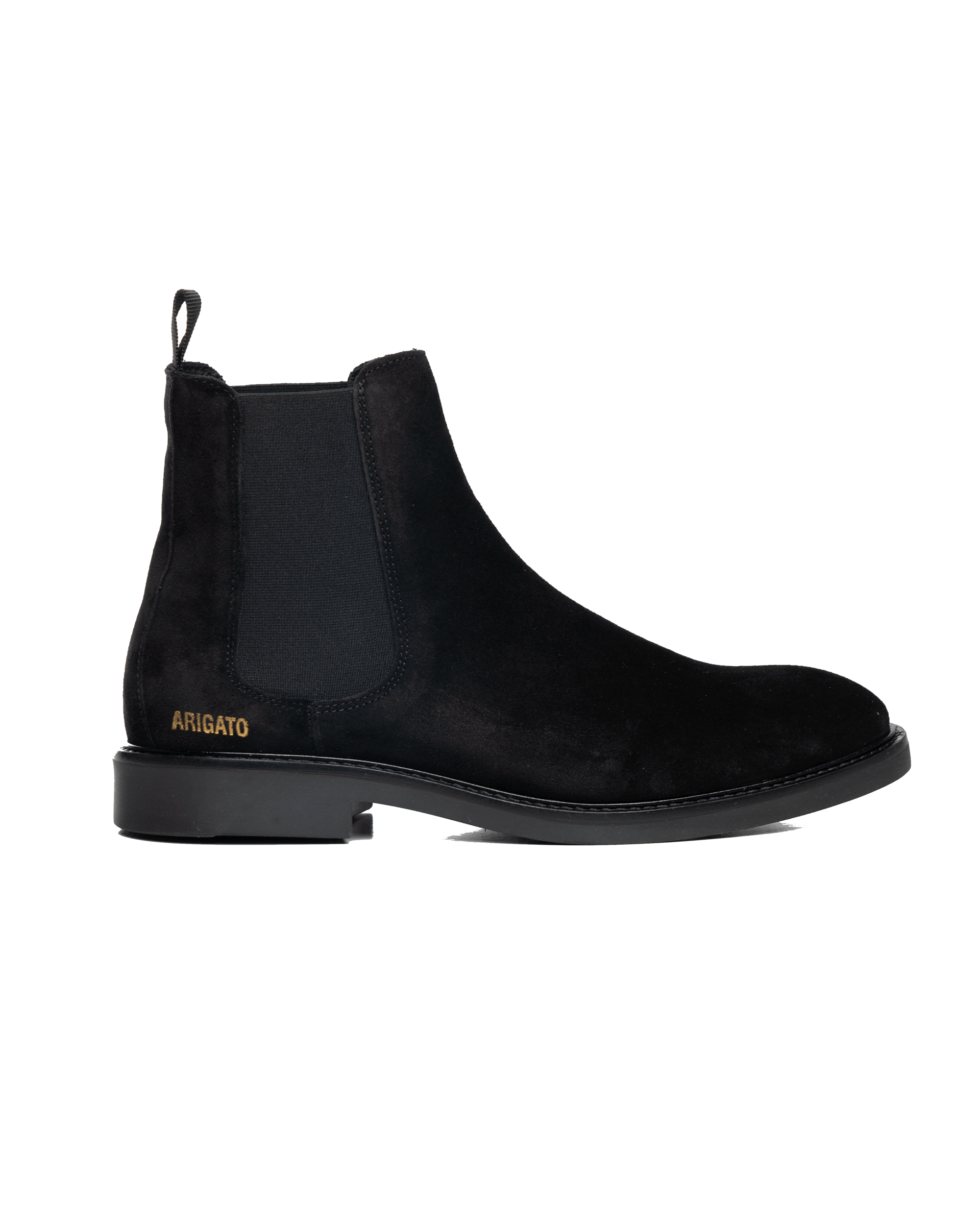 Axel Arigato Chelsea Boots Suede Black