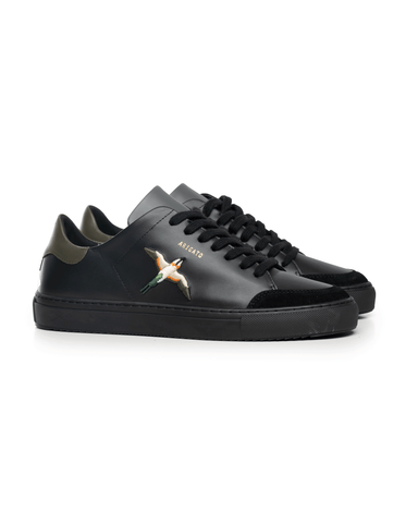 Axel Arigato Clean 90 Birds Black/Army Green