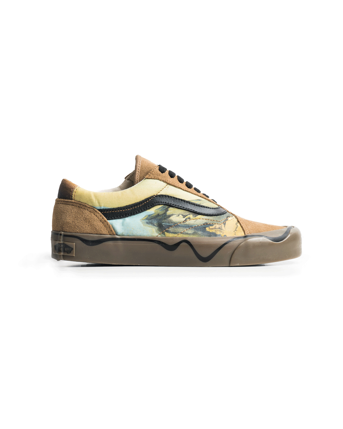 Vans x MoMA Old Skool Twist Salvador Dali