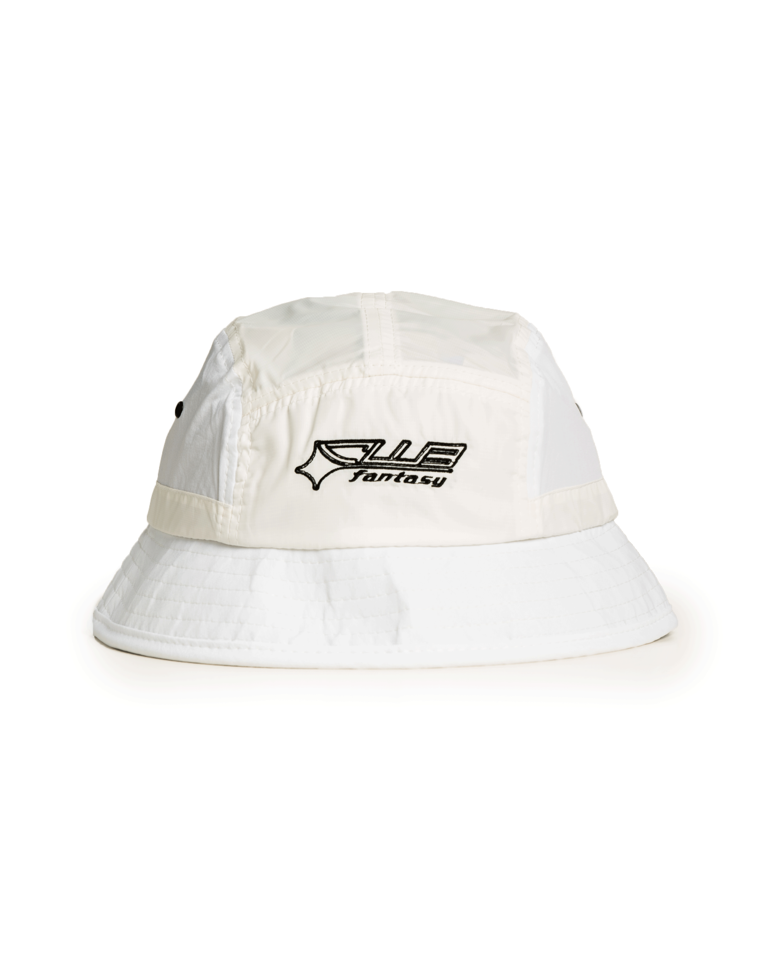 Club Fantasy Raver Bucket Hat White