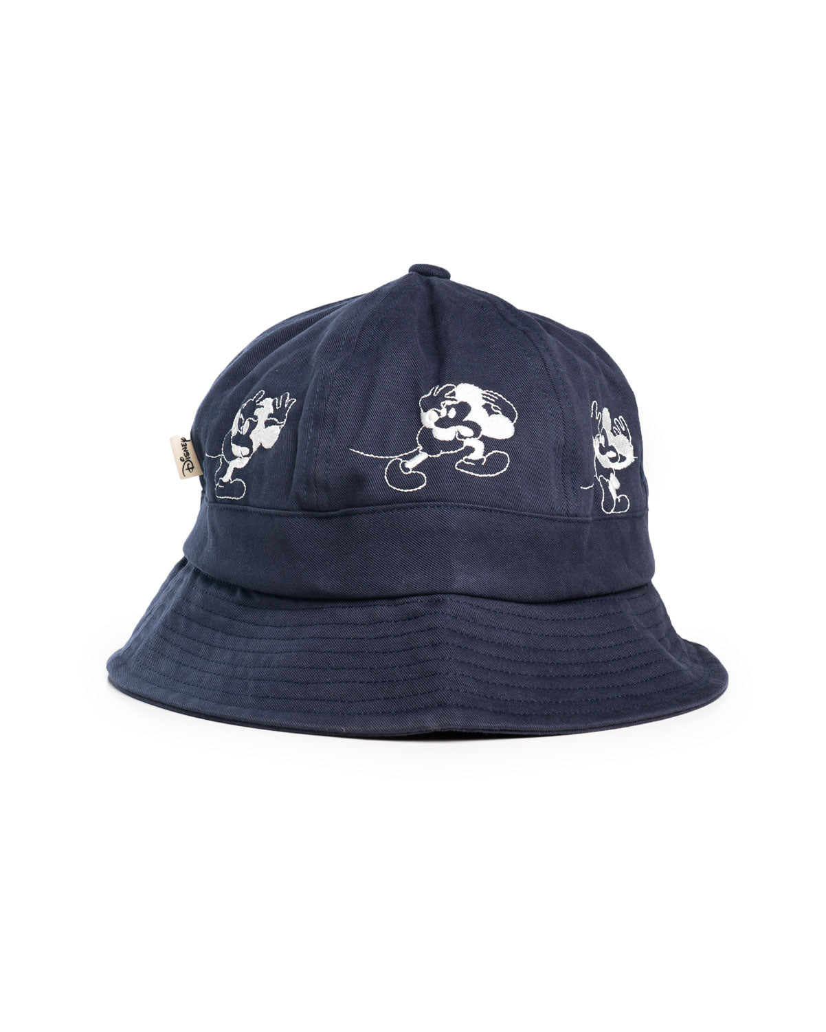 Wood Wood x Disney Ivan Bucket Hat Navy
