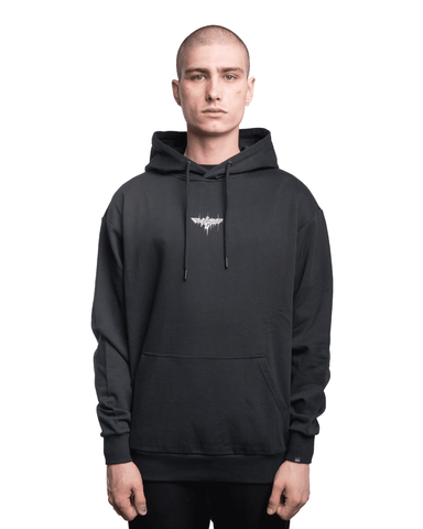 Boy London Melt Hoodie Black