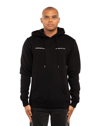 Soulland x Playboy December Hoodie Black