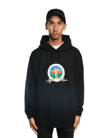 Come To My Church Eve Hoodie Black
