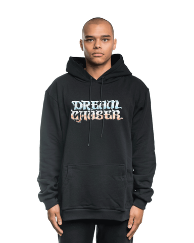 Selfmade Dream Chaser Hoodie Black