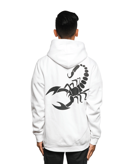 Never Drinking Again Hoodie White
