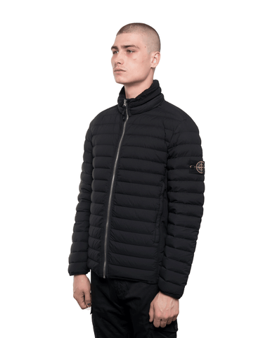 Stone Island MO731541025 Down Jacket Black
