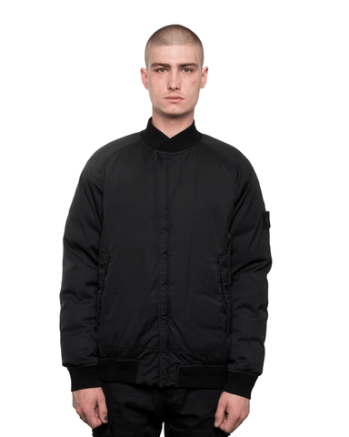 Stone Island MO7315439F2 Ghost Down Jacket Black