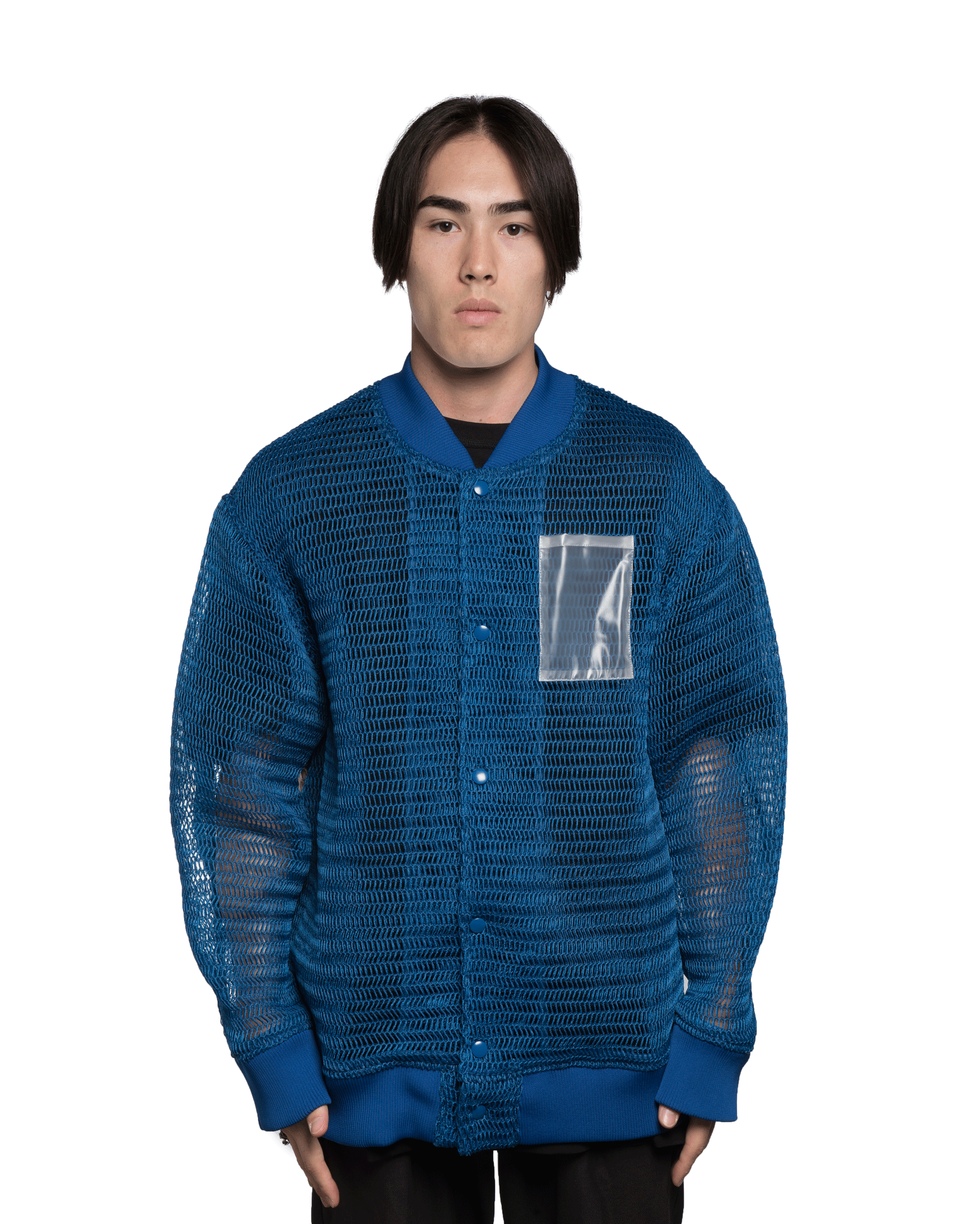 Undercover UCW4213 London Jacket Blue