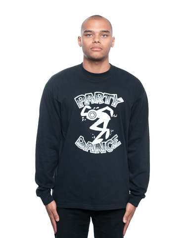 Insomniac LTD Party Dance LS Tee Black