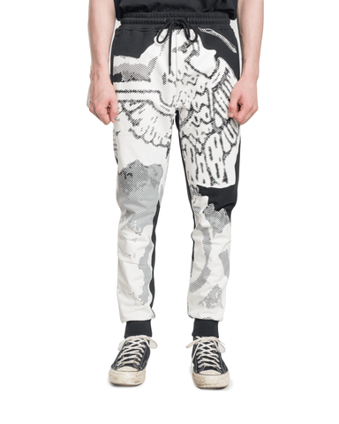 Boy London Ink Spray Sweatpants Black