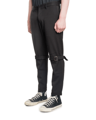 Boy London x Shane Gonzales Retro Trouser Black