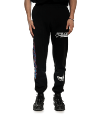Club Fantasy Joyride Sweatpants Black