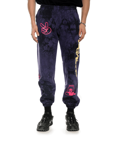 Club Fantasy Playtime Sweatpants Black