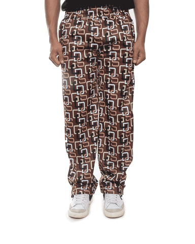 GCDS 60 Trackpants Brown