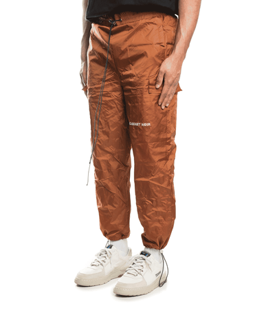 Cabinet Noir Rare Earth Cropped Cargo Pant Rust
