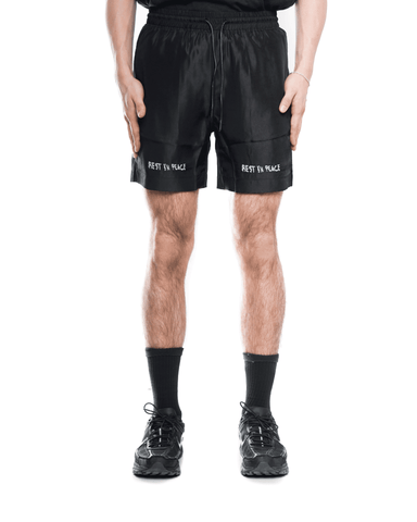 RtA CLYDE Shorts Black Crush