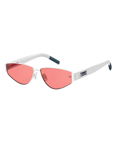 Tommy Jeans TJ0006/S White/Pink
