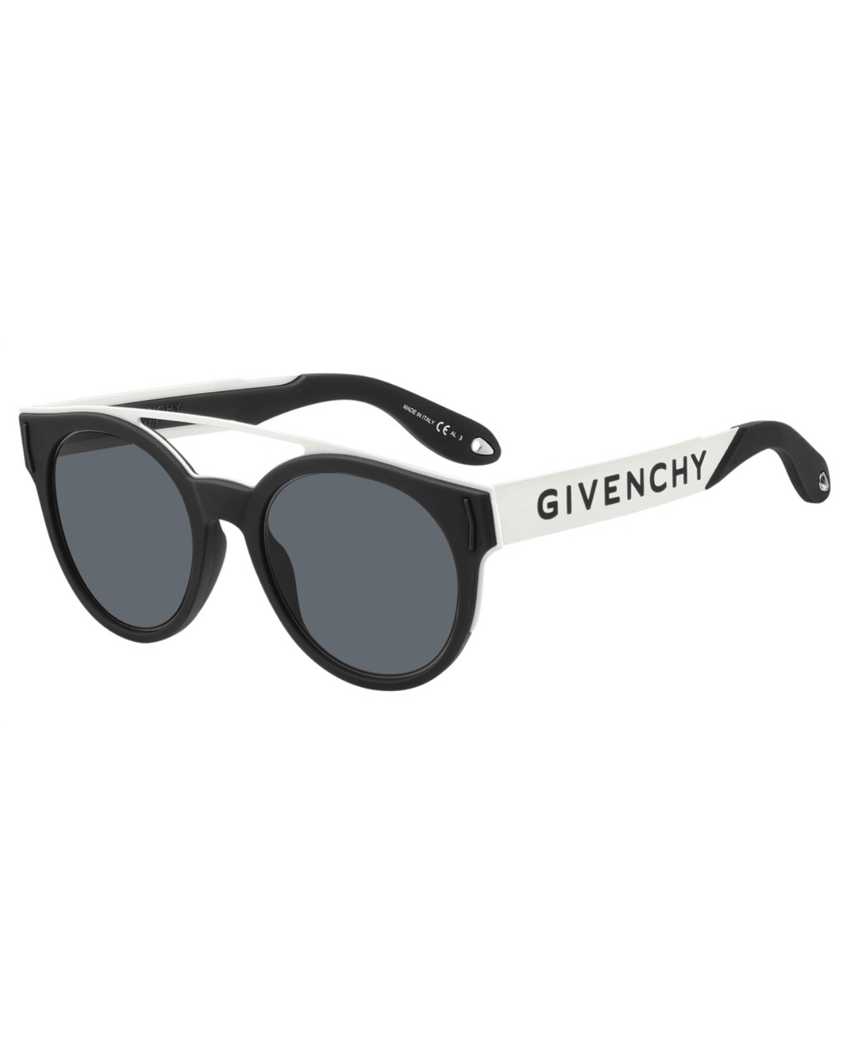 Givenchy GV 7017/N/S 80S 50 Black/White