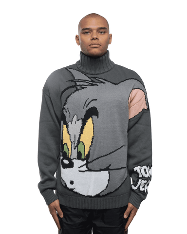GCDS x Tom and Jerry Tom Sweater
