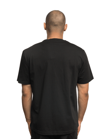Axel Arigato Bird Embroidery Tee Black