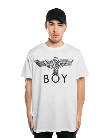 Boy London Eagle Tee White