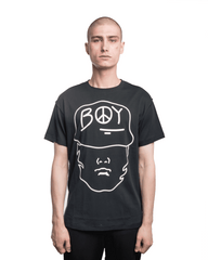 Boy London x Shane Gonzales Strength Tee Black