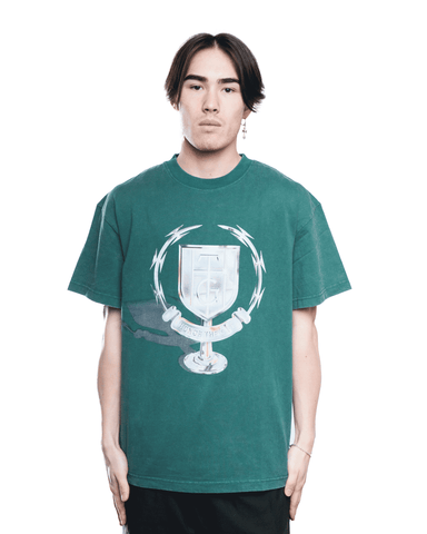 Honor The Gift Cutless S/S Tee Evergreen