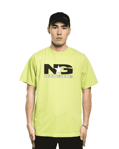 Noon Goons Sport Tee Bright Green