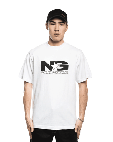 Noon Goons Sport Tee White