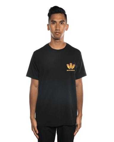 Maharishi Sun Dragon Tee Black/Gold