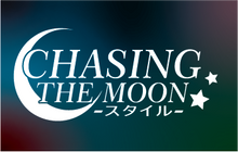 Load image into Gallery viewer, Chasing the moon decal