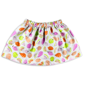 Fruit Cocktail Reversible Skirt