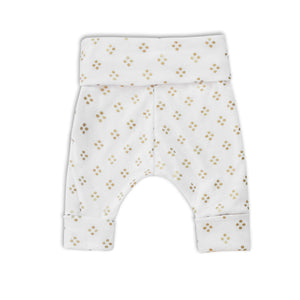 Gold Dots Harem Pants