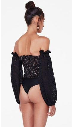 Cami NYC Bodysuit The Janelle Black Soho-Boutique