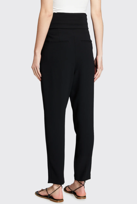 IRO Pant Irmin Pant, Black Soho-Boutique