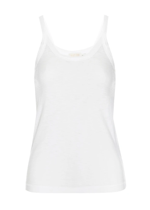 NATION LTD Tank Rebecca Tank, White Soho-Boutique