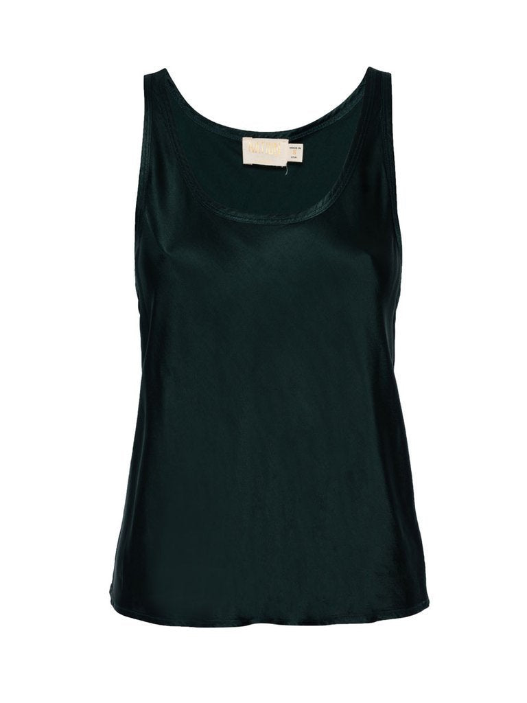 NATION LTD Top Lisette Bias Cut Tank Soho-Boutique