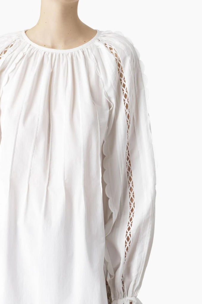 See By Chloe Top Embellished Top, Iconic Milk Soho-Boutique