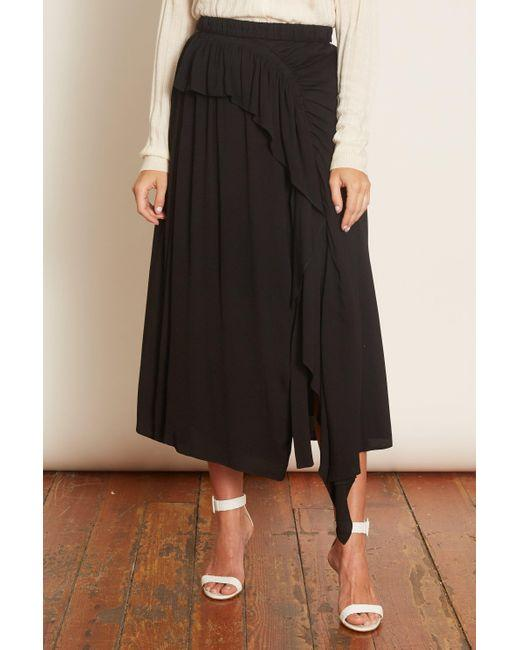 Soho Boutique Sofia Skirt, Noir Soho-Boutique