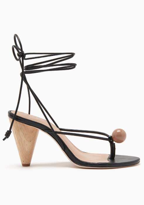 Ulla Johnson Shoe Darby Heel Soho-Boutique