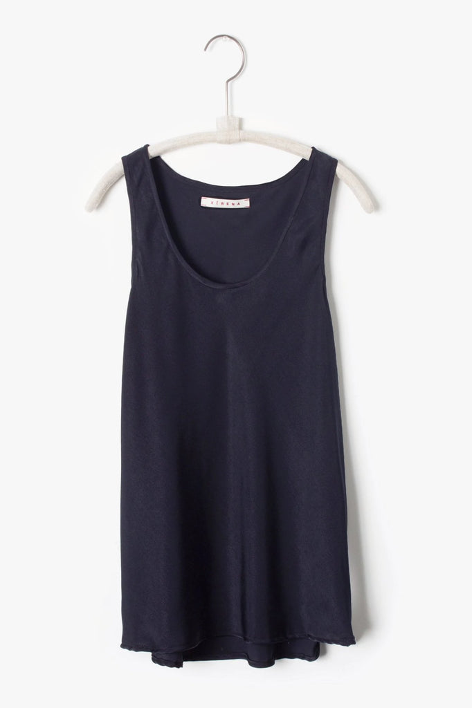 Xirena Tank Bella Tank Top, Twilight Blue Soho-Boutique